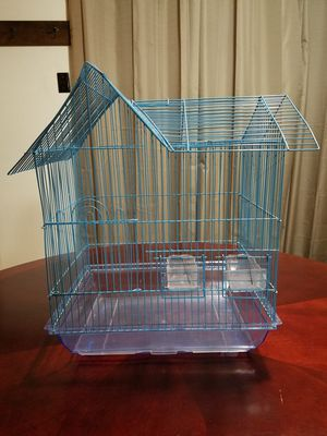 Small parakeet cage for Sale in Colfax, WI