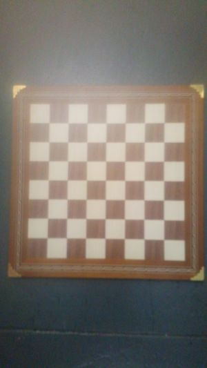 Wooden chess board for Sale in New York, NY