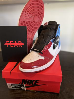 Jordan 1 Retro Fearless UNC Chicago for Sale in Raleigh, NC