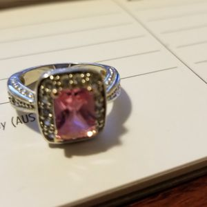 Pink Stone Ring for Sale in Bothell, WA