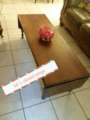 Long coffe table antique for Sale in Houston, TX