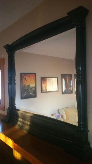 Black standing mirror. for Sale in Salt Lake City, UT