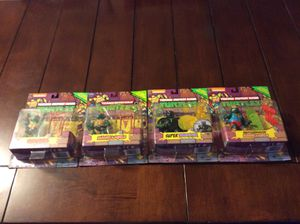 Ninja turtles classic collection for Sale in Phoenix, AZ