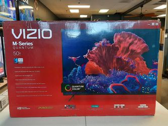 2020 VIZIO M-SERIES, TOP RATED Q-LED TV! 6 MONTH WARRANTY INCL, ONLY 339, TAX ALREADY INCL for Sale in Glendale,  AZ