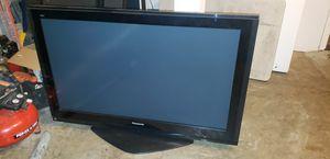 "50"" Panasonic plasma tv for Sale in Brier, WA"