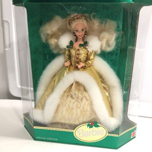 1994 Happy Holidays Barbie~Special Edition NEW! for Sale in Rancho Cucamonga, CA