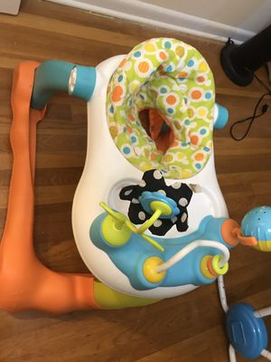 Baby toy on wheels for Sale in Newport News, VA