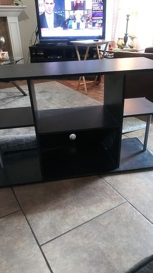Black Ikea TV Stand for Sale in Watauga, TX
