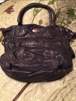 Gina George & Lucy Leather Bag for Sale in Columbus, OH