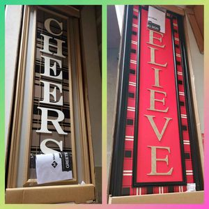 Brand New Holiday Greetings Sign, 2 Kinds for Sale in Columbus, OH