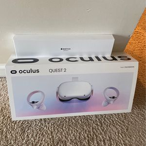 Apple Watch 42mm & Oculus Quest 2 Bundle for Sale in Holly Springs, NC