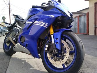 2017 Yamaha YZFR6 Clean Title In Hand Tags Current for Sale in Westminster,  CA