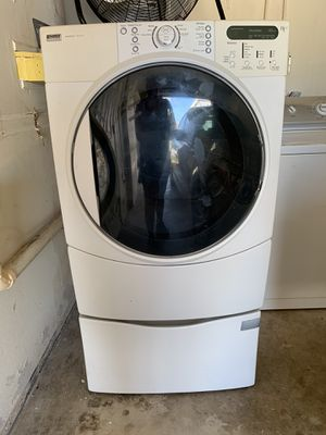 Washer & Dryer -Moving Must Sell for Sale in Tampa, FL