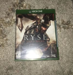 Brand new Ryse $12 for Sale in Bakersfield, CA