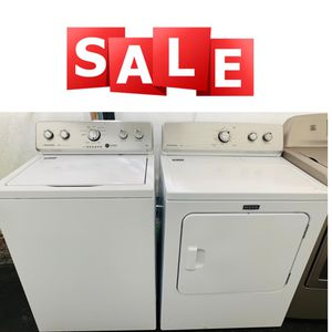 !!Maytag washer and dryer!! for Sale in Tampa, FL