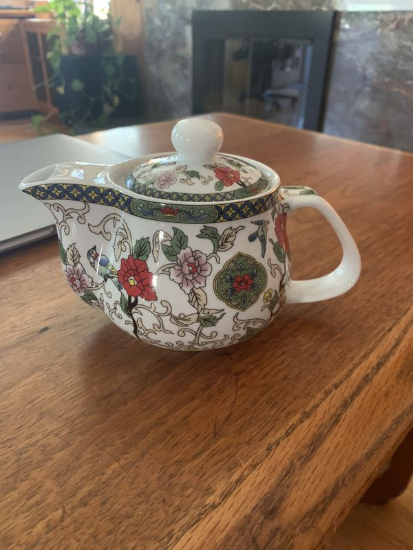 Authentic teapot from China