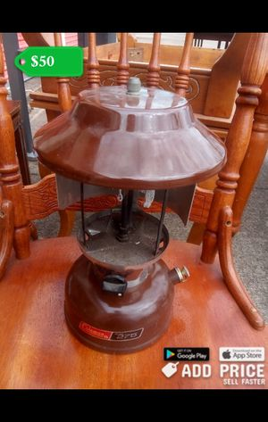Lantern coleman for Sale in Pasadena, TX