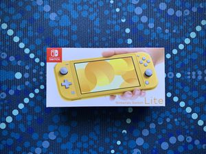 Brand New Sealed Nintendo Switch Lite (Yellow) for Sale in Phoenix, AZ