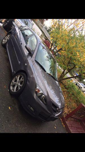 2008 Mazda 3 hatchback for Sale in Seattle, WA