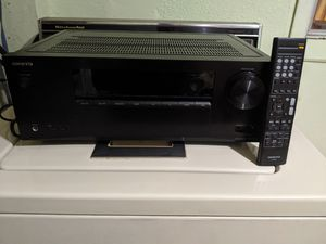 Onkyo receiver for Sale in South El Monte, CA