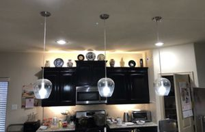 Kitchen pendant lights for Sale in Saginaw, TX