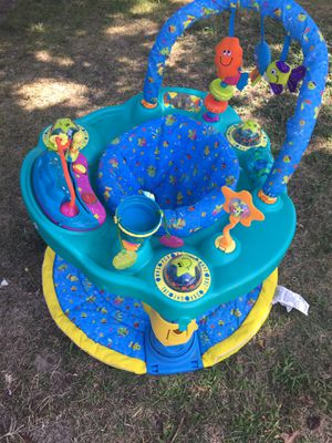 Baby Exercise saucer nice only 30 Firm for Sale in Severn, MD