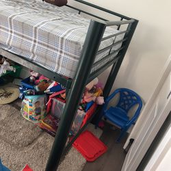 Twin Bunk Bed for Sale in Denver,  CO