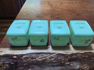 Baby vintage storage containers for Sale in Brecksville, OH