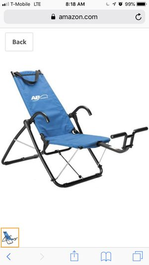 Ab Lounge 2 Exercise Equipment Good / Fitness accessories for Sale in Germantown, MD
