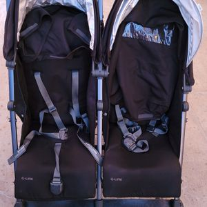 UPPAbaby® G-LINK 2 Double Stroller for Sale in Seal Beach, CA