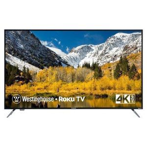 "TV Smart 4K Televisor Westinghouse Television Roku Tv 50"" Ultra HDHDR WR50UT4009 for Sale in Medley, FL"
