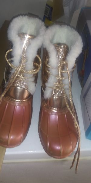 Womens rain boots 7 for Sale in San Jose, CA