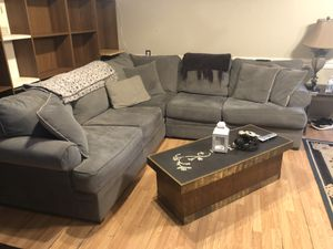 Sectional couch for Sale in Erwin, NC