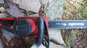 "Electric Chainsaw 16"" for Sale in Escondido, CA"