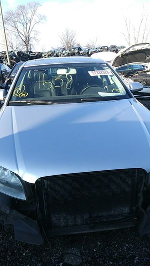 Parting out a 2008 Audi A4 #1638 for Sale in Detroit, MI
