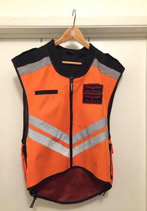 Motorcycle riding vest size S-L for Sale in Long Beach, CA