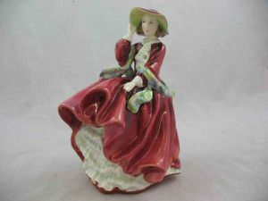 Royal Doulton Lady Figurine for Sale in Fort Worth, TX