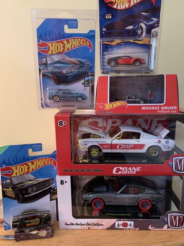 Hot Wheels,M2,Greenlight