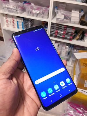 "Samsung Galaxy S9+ 64GB ,,Factory UNLOCKED Excellent CONDITION ""as like nEW"" for Sale in Springfield, VA"