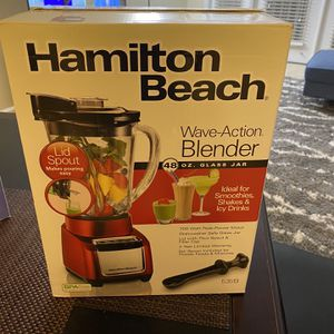 Free!! Hamilton Beach Blender for Sale in Cary, NC