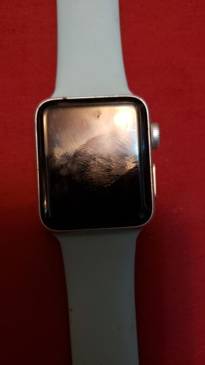 Apple watch S3 missing battery and back plate for Sale in Seattle, WA