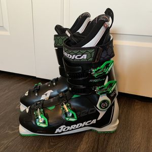 Nordica Speedmachine 120 ski Boots 2020 Model - Size 30.0 for Sale in Hill Air Force Base, UT