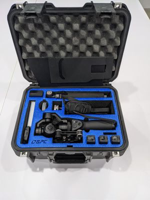 DJI OSMO 4K Gimbal with GPC Hard Case and tons of Accessories! for Sale in Scottsdale, AZ