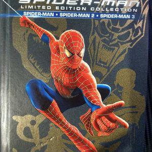 Spiderman 4K Blu-ray/Blu-ray Trilogy for Sale in Brooklyn, NY