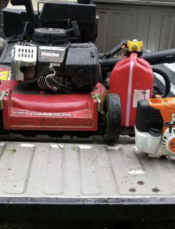 Toro 2 cycle Commercial for Sale in Pittsburgh,  PA