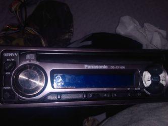 Panasonic Cd Player for Sale in Tacoma,  WA