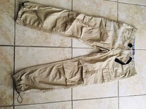 Levi's Men's casual pants. Side pockets . Like new condition. for Sale in Fremont, CA
