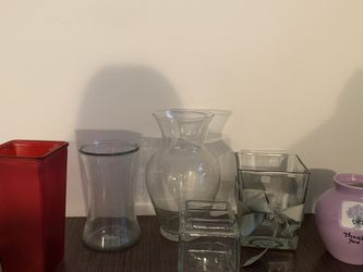 Variety of Vases for Sale in Bellevue,  WA