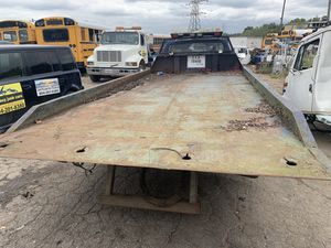 Tow truck bed for Sale in Richmond, VA
