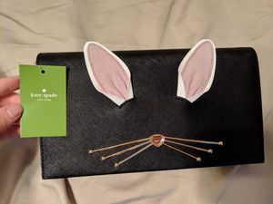 EASTER Discontinued Kate Spade bunny cross bag. for Sale in Rowlett, TX